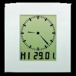 LCD-Uhr DIGIDATE LC 200 AC
