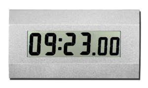 LCD-Kalender-Funkuhr DIGIDATE LC 75-C