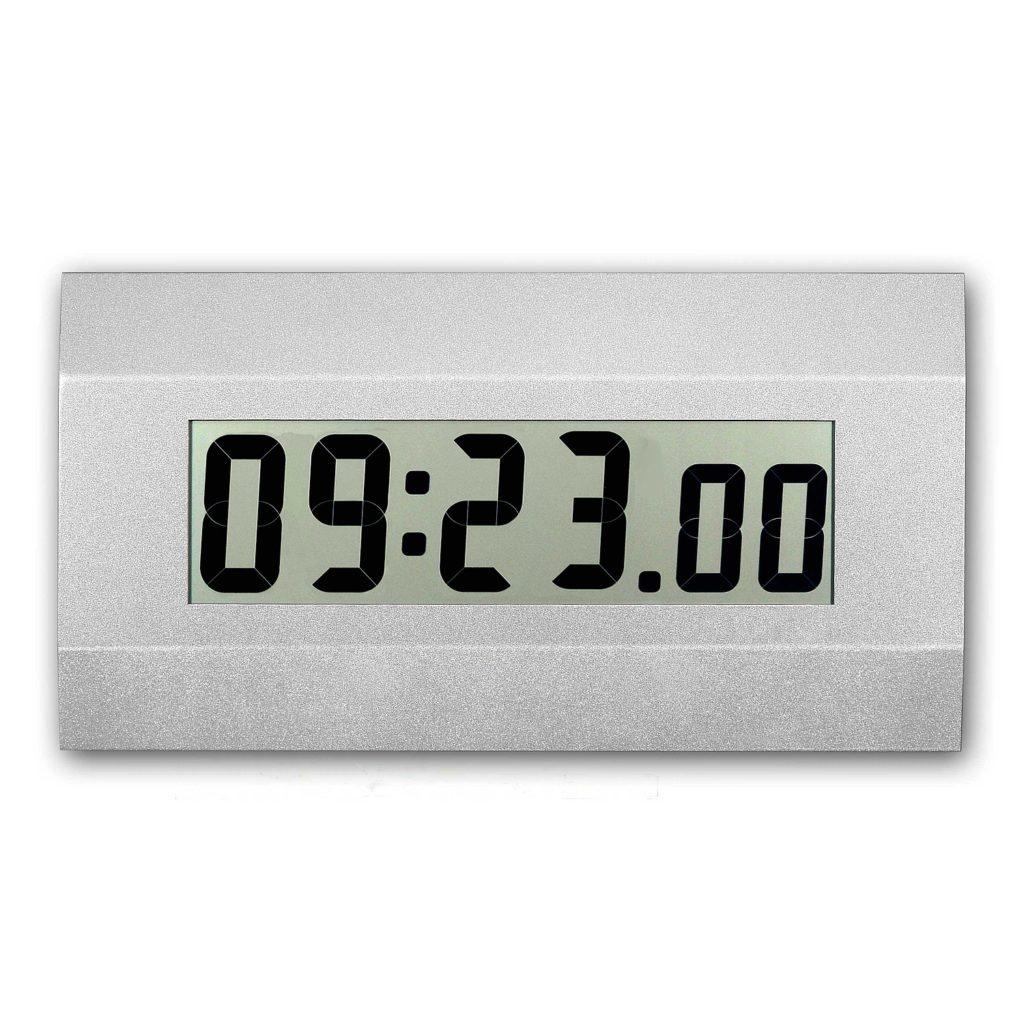 LCD-Uhr DIGIDATE LC 75-C
