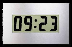 LCD-Kalenderuhr DIGIDATE LC 90-C