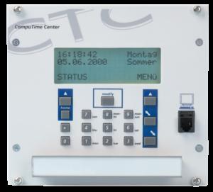 Compter Hauptuhr CTC Front