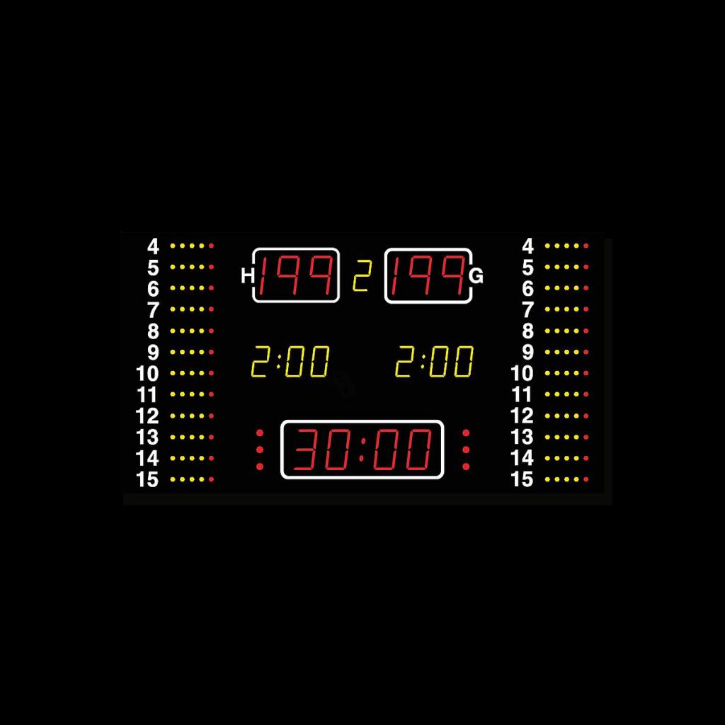Basketball-Anzeige MSA 210.520
