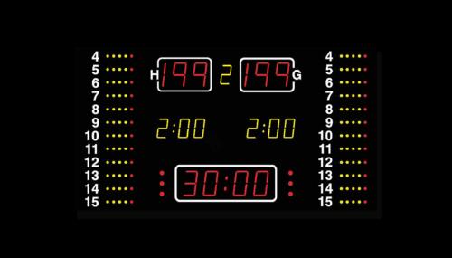 Basketball-Anzeige MSA 520