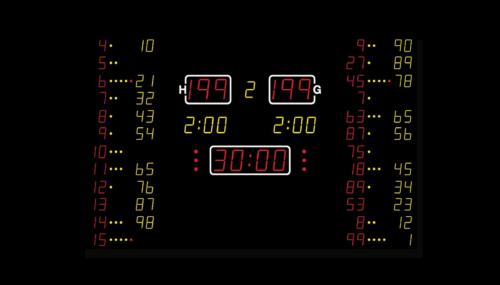 Basketballanzeigen MSA 640
