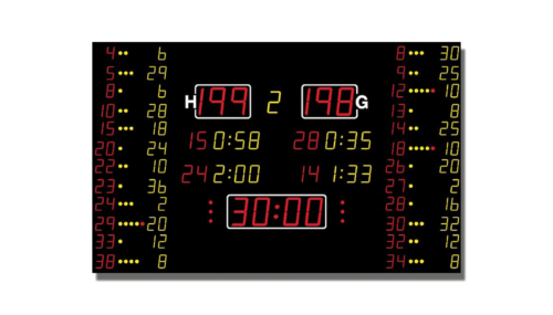 Basketballanzeigen MSA 660