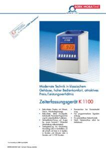 830_PR_Zeiterfassungsgeraet_K1100.pdf - Thumbnail