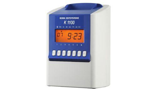 Zeiterfassungsgerät K 1100