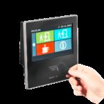 Zeiterfassungsgerät ZWS Web RFID Chip