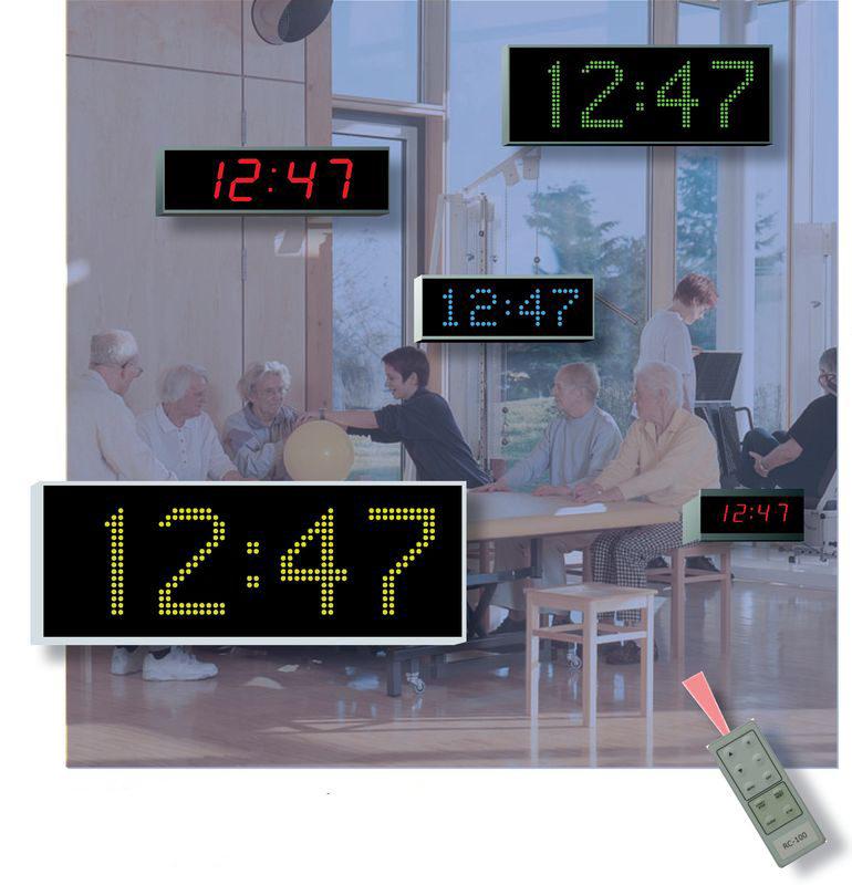 Digitaluhren Modellreihe 4200