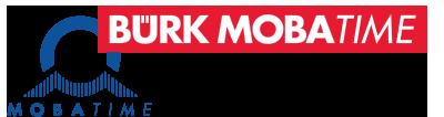 Zeiterfassung, Zutrittskontrolle, Stempeluhren von Bürk-Mobatime - Logo