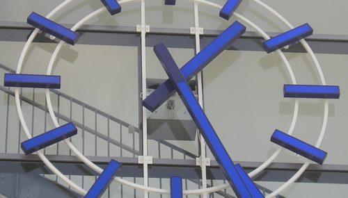 Fassaden-Uhr TOWER
