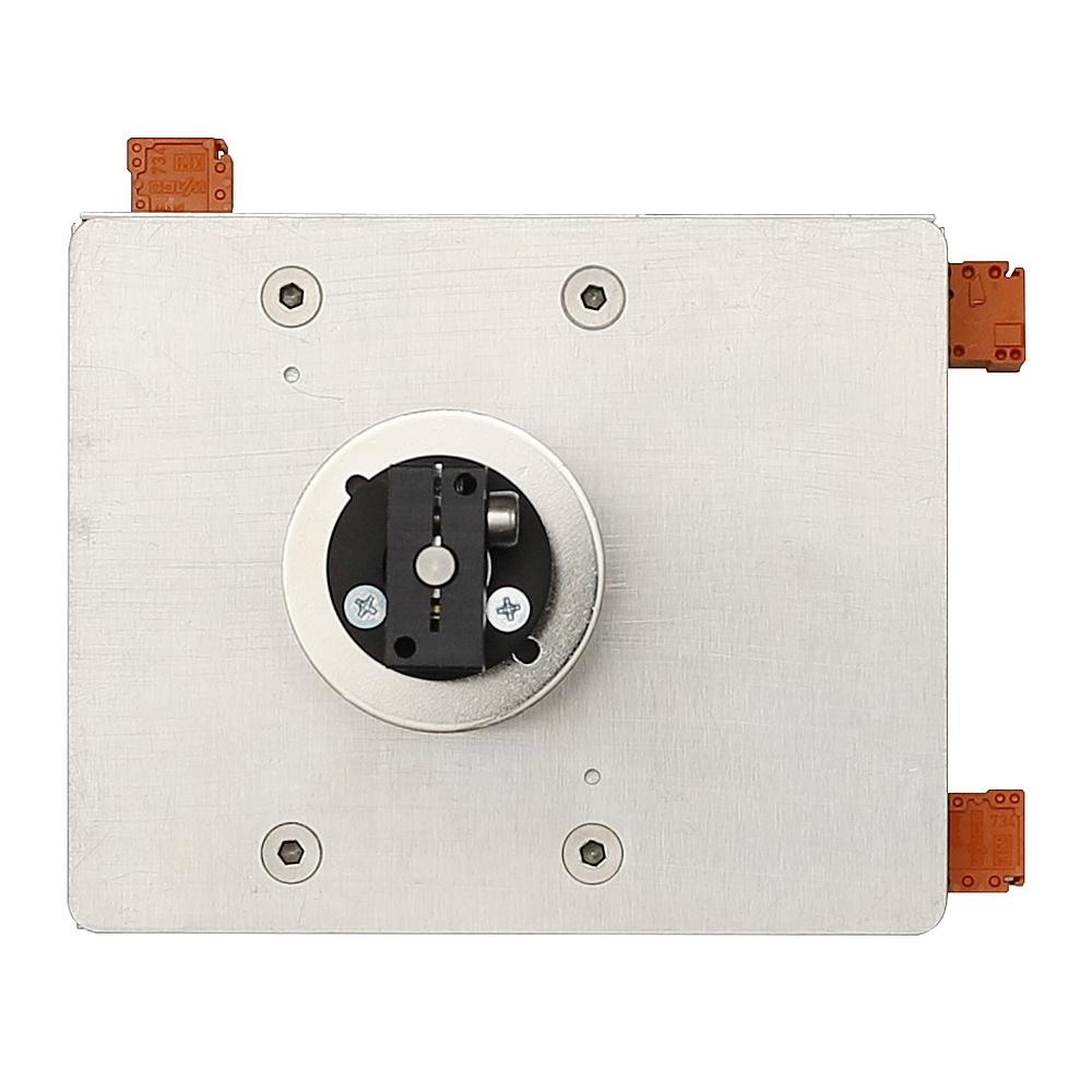 Motor-Uhrwerk DMU 140 Frontansicht