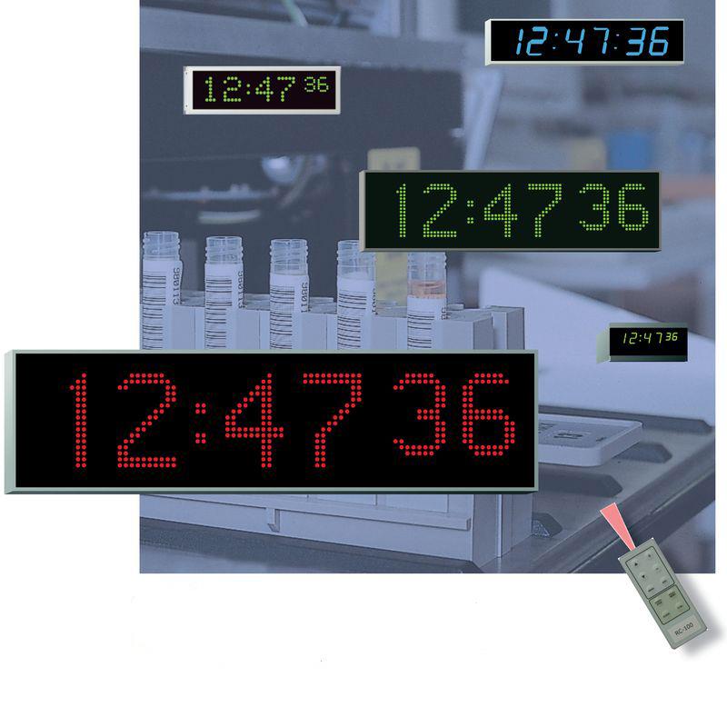 Digitalinnenuhr Modellreihe 4010
