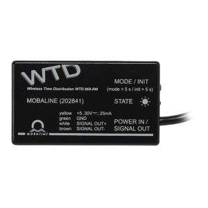 WTD Receiver 868-RM Frontansicht