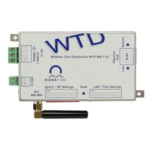 WTD Transmitter 868-T Frontansicht