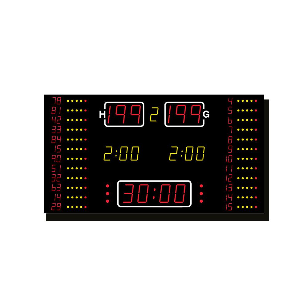 Basketball-Anzeige MSA 210.540