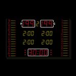 Basketball-Anzeige MSA 260.540.16