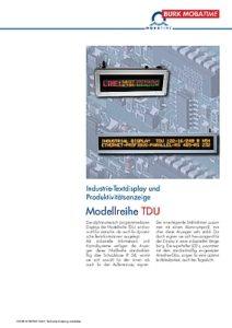 680_PR_CS6_Industrie-Textdisplay_TDU_150dpi.pdf - Thumbnail