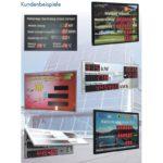 Photovoltaik Anzeige DSI DSO Kundenbeispiele