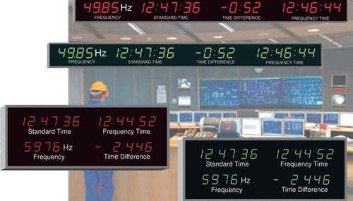 Frequenzkontrolluhren Modellreihe 6010/6100