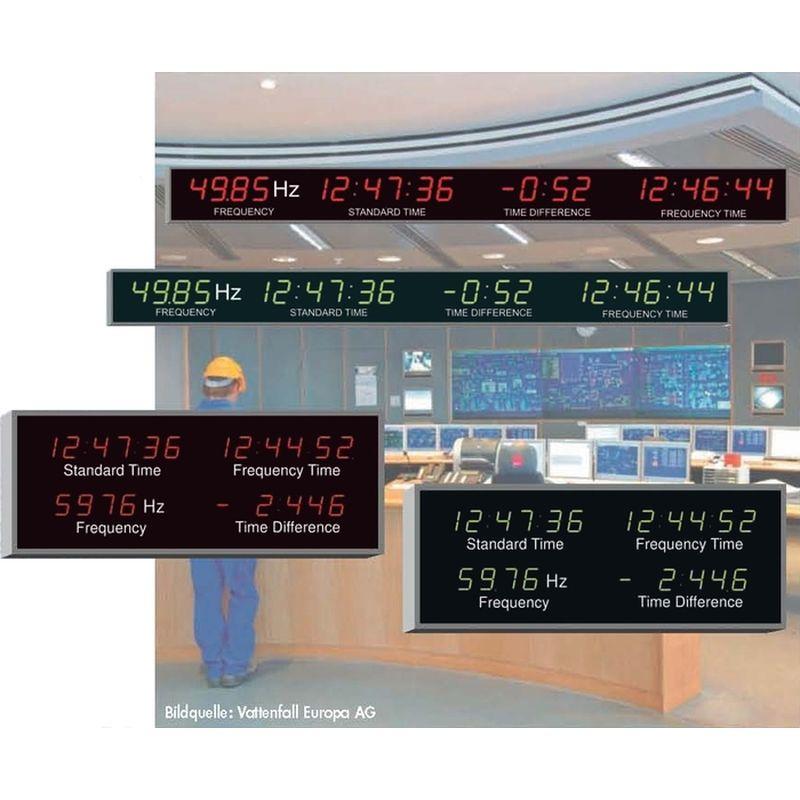 Frequenzkontrolluhr 601/610