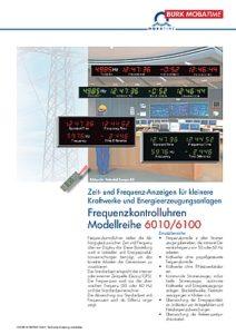 720_PR_CS6_Frequenzkontrolluhren_6010_6100_150dpi.pdf - Thumbnail