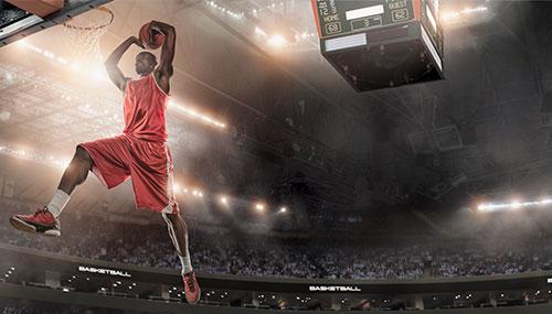 Basketballanzeigen
