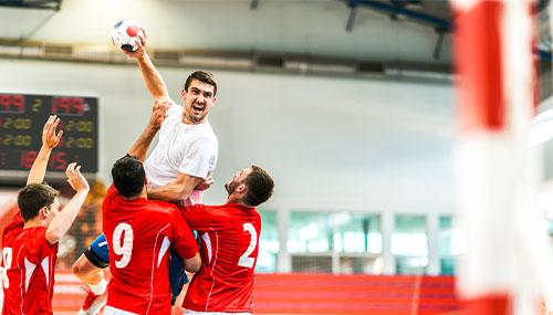 Handball/Volleyball Anzeigen