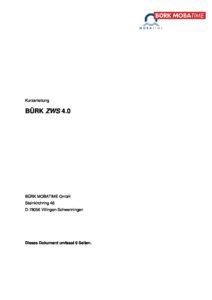 Bürk_ZWS_Kurzanleitung.pdf - Thumbnail