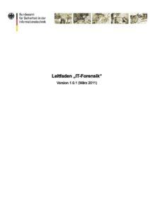 Leitfaden-IT-Forensik.pdf - Thumbnail