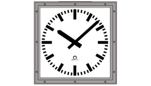 Edelstahl-Uhr NAUTIC