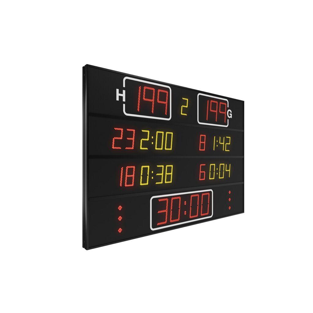 Handball- und Volleyball-Anzeige MSA 210.420
