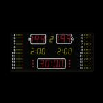 Basketball-Anzeige MSA 260.520