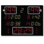 Handball- und Volleyball-Anzeige MSA 330.420