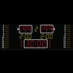Basketball-Anzeige MSA 330.520
