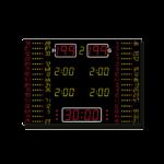 Basketball-Anzeige MSA 210.550-16