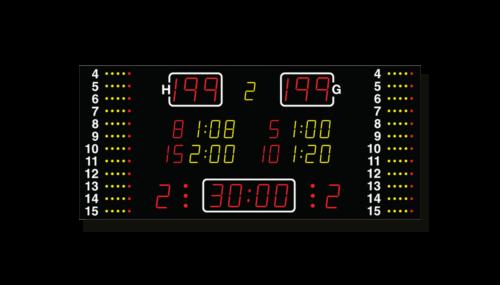 Basketball-Anzeige MSA 570