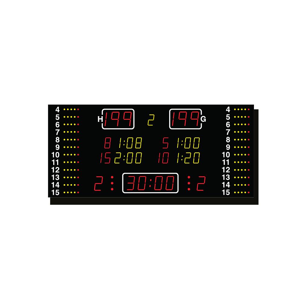 Basketball-Anzeige MSA 210.570