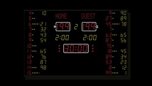 Basketball-Anzeige MSA 640