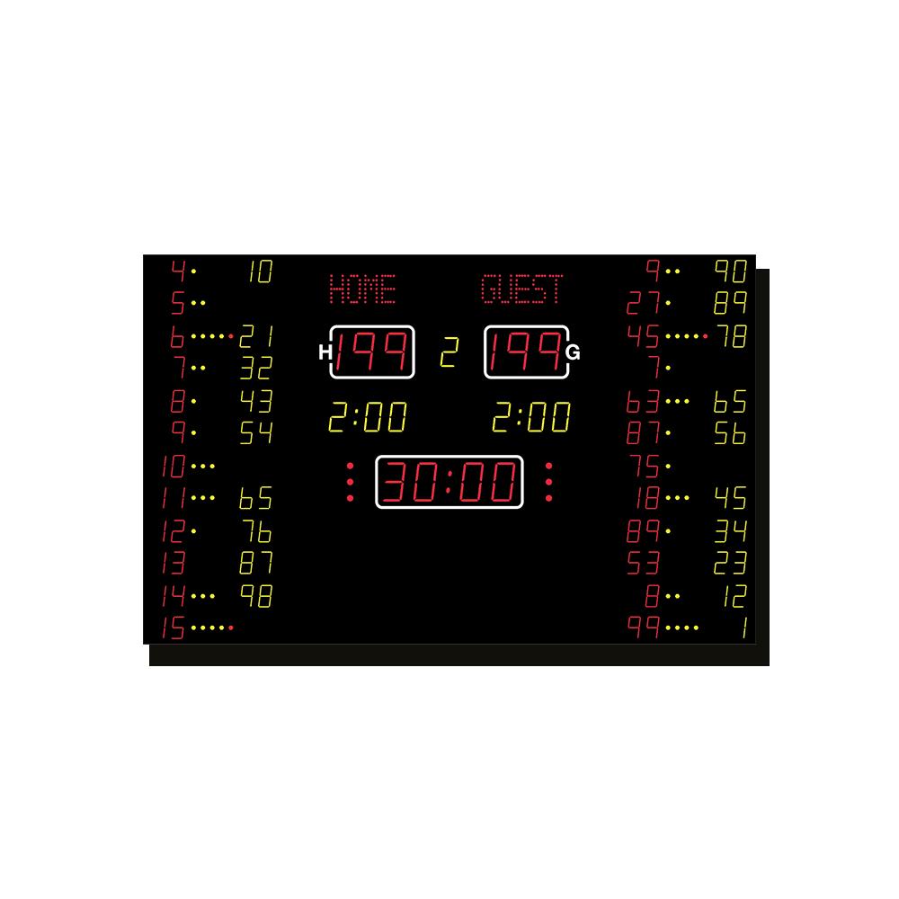 Basketball-Anzeige MSA 210.640T
