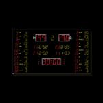 Basketball-Anzeige MSA 260.660