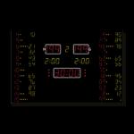 Basketball-Anzeige MSA 330.640