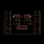 Basketball-Anzeige MSA 330.660
