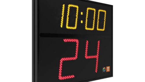 Basketball-Angriffsuhr MSA SC 792/796/798