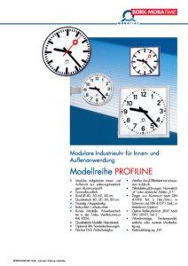 060_PR_Analoguhren_PROFILINE.pdf - Thumbnail