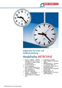 070_PR_Industrieuhren_METROLINE.pdf - Thumbnail