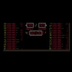 Basketballanzeige MSA 330.040