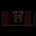 Basketballanzeige MSA 330.040-32