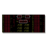 Basketballanzeige MSA 330.040-33