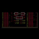 Basketballanzeige MSA 330.040-42